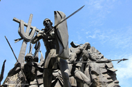 Heritage of Cebu Monument Cebu